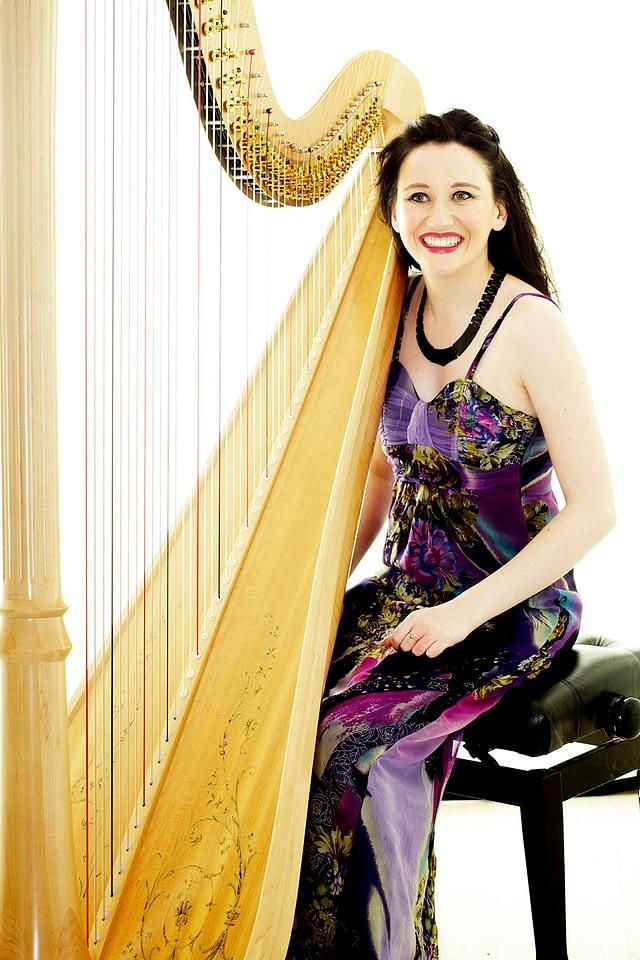 Manchester based Harpist Elfair